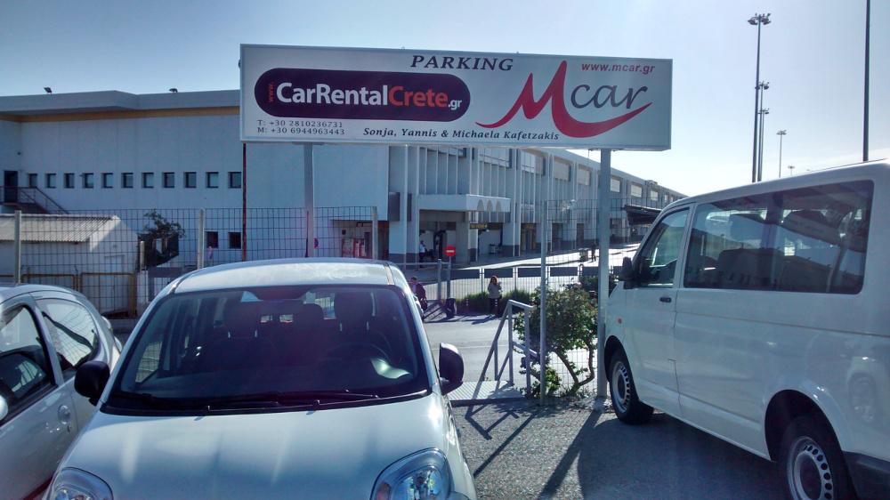 Europcar Car Rental Orlando Airport